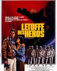 Affiche du film L'Etoffe des héros