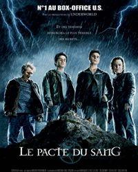 Affiche du film Le Pacte du sang