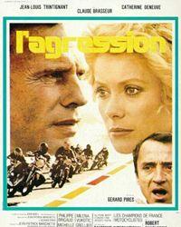 Affiche du film L'Agression