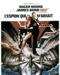Affiche du film L'espion qui m'aimait