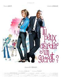 Affiche du film Tu peux garder un secret ?
