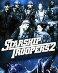 Affiche du film Starship Troopers 2: Héros de la Fédération