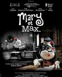 Affiche du film Mary et Max.