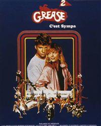 Affiche du film Grease 2