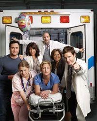 Affiche de la série Nurse Jackie