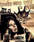 Affiche du film Rendez-vous avec la peur