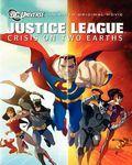 Affiche du film Justice League: Crisis On Two Earths