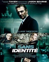 Affiche du film Sans identité