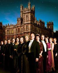 Affiche de la série Downton Abbey