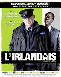 Affiche du film L'Irlandais