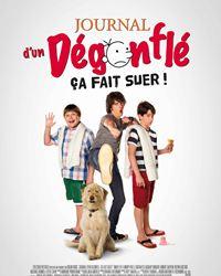 Affiche du film Journal d'un Dégonflé : ça fait suer !