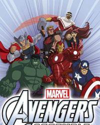 Affiche de la série Avengers Rassemblement