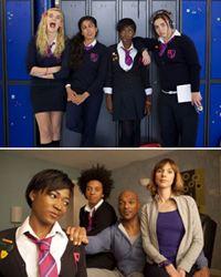 Affiche de la série Some Girls
