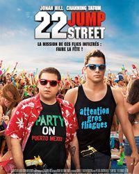 Affiche du film 22 Jump Street
