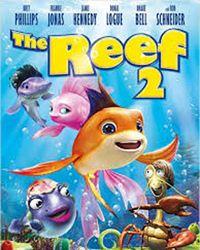 Affiche du film Festin de requin 2, Le recif se rebelle