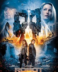 Affiche du film Robot Overlords