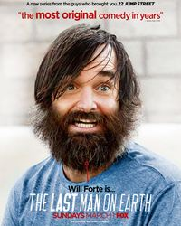 Affiche de la série The Last Man on Earth
