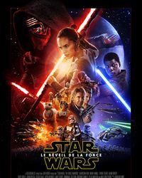 Affiche du film Star Wars - Le Réveil de la Force