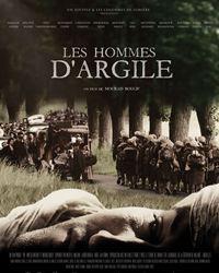 Affiche du film Les Hommes d'argile