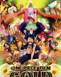 Affiche du film One Piece: Gold