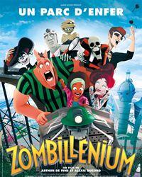 Affiche du film Zombillénium