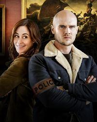 Affiche de la série L'Art du crime