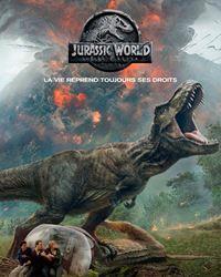 Affiche du film Jurassic World: Fallen Kingdom