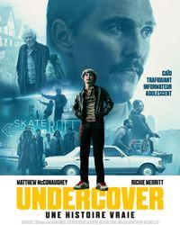 Affiche du film Undercover - Une histoire vraie