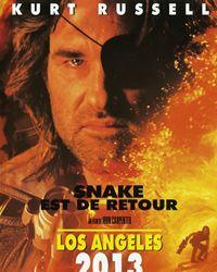 Affiche du film Los Angeles 2013