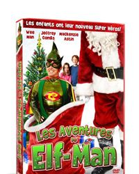 Affiche du film Les Aventure de Elf Man (TV)