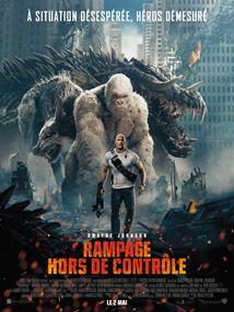 Affiche du film Rampage - Hors de contrôle
