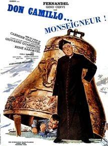 Bande-annonce Don Camillo Monseigneur