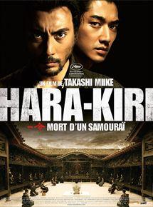 Hara-Kiri : mort dun samourai streaming vf