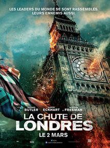 La Chute de Londres streaming vf