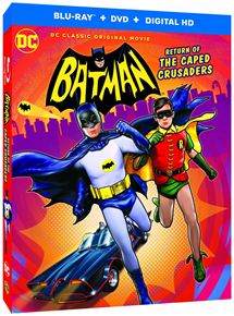 Bande-annonce Batman: Return of The Caped Crusaders