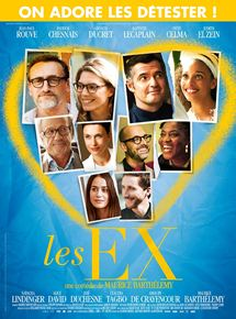 Poster du film Les Ex en streaming VF