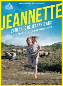 Bande-annonce Jeannette, l'enfance de Jeanne d'Arc