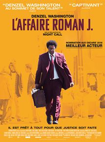 LAffaire Roman J. streaming vf