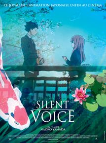 Silent Voice streaming
