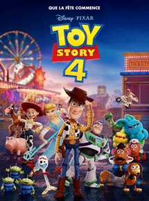 film Toy Story 4 a voir en streaming gratis