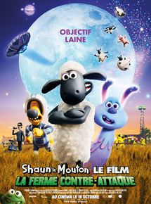 Shaun le Mouton Le Film : La Ferme Contre-Attaque streaming VF