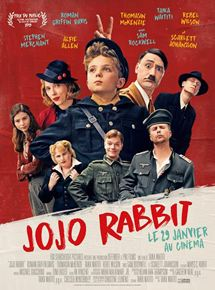 Jojo Rabbit streaming VF
