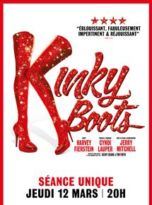 Kinky Boots, le show au cinéma