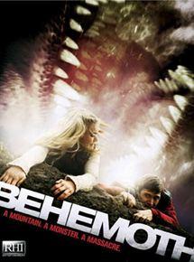 Béhémoth, la créature du volcan