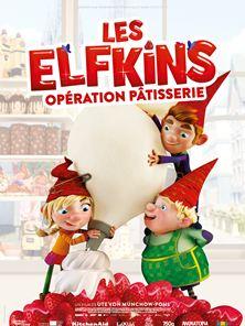 Les Elfkins : Opération pâtisserie Bande-annonce VF