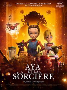 Aya et la sorcière Bande-annonce (2) VO