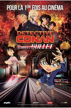 Detective Conan - The Scarlet Bullet