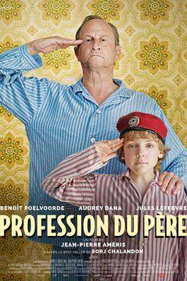 Profession du père
