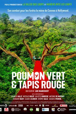 Poumon vert et tapis rouge