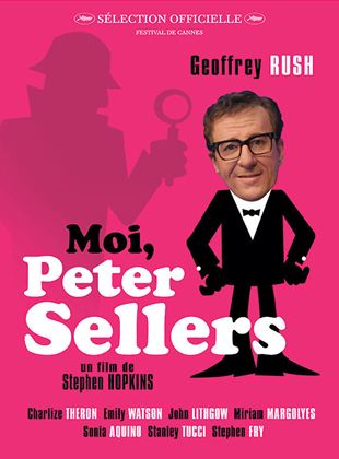 Bande-annonce Moi, Peter Sellers